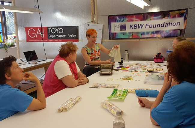 KBW Educational Foundation ©2016 KBWFoundation